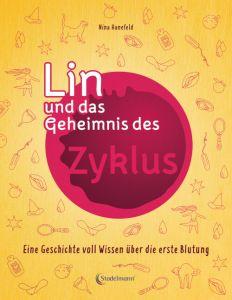 Cover Vorderseite • Lin und das Geheimnis des Zyklus