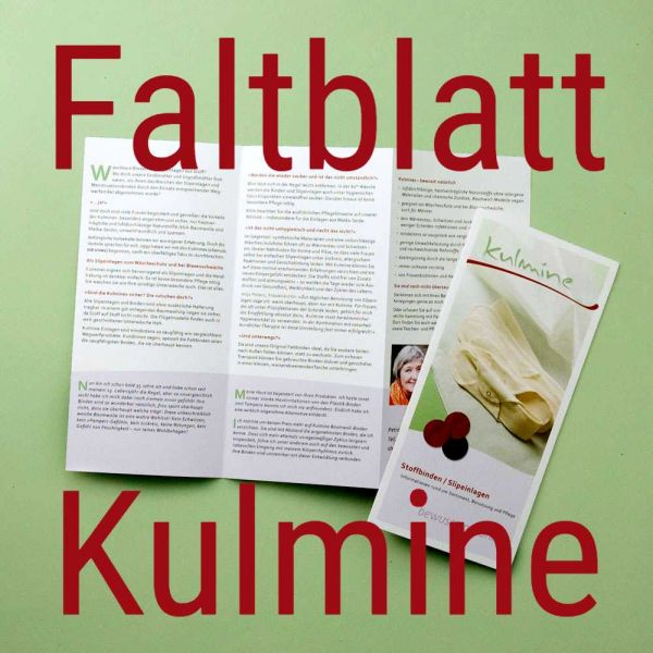 Kulmine Informationsblatt